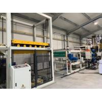Buy cheap Thermoforming PP PS Plastic Sheet Manufacturing Machine For Construction product