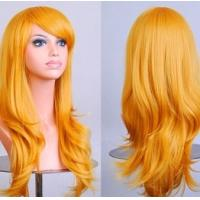 China Cosplay Wig Long Hair Heat Resistant Spiral Costume Wigs for Female on sale