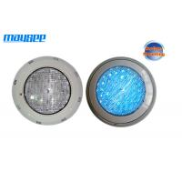 Buy cheap 72pcs SMD5050 Decorative Stainless Steel Surface Mounted LED Light 9w / 12w product