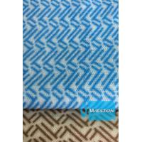 China Nonwoven wiper fabric of spunlaced non wovens wipes spun lace kimberly clark baby wipe similar on sale
