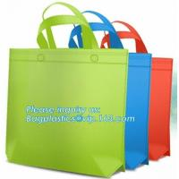 Buy cheap Wholesale online promotional laminated non woven bag with Top Quality, promotional silk screen nonwoven bag spunbond bag product
