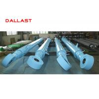 Buy cheap High Pressure Double Acting Hydraulic Cylinder for Industry Truck / Crane / Dumper product