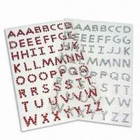 Buy cheap Safe and Non-toxic Stickers for Promotional and Gifts, Used for Mobile Phone, from wholesalers