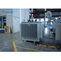 Quality S11 Power Oil Immersed Power Transformer 3 Phase Core Type Transformer for sale