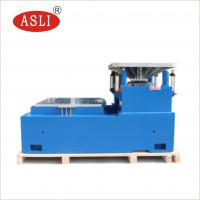 Buy cheap Sine And Random Vibration Testing Machine / Vibration Shaker Table For Electronic Products product