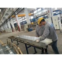 Buy cheap QC Checking Industrial Aluminum Extrusion Profiles with PVDF coating Surface product