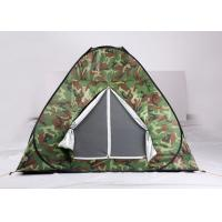 Buy cheap Outdoor Lightweight Camping Tent Rentals , Waterproof Sleeping Two Man Tent product
