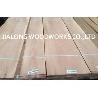 Buy cheap American Natural Sliced Cherry Veneer Sheet Plain Cut With 0.5mm Thickness product