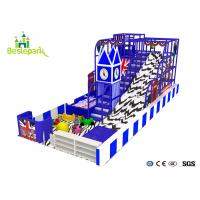 EVA Cover Kids Play Equipment , Multi Color Soft Play Gym For Toddlers