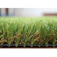 Buy cheap Outdoor Landscaping Fake Grass Long Life Span Artificial Grass For Rooftop / Deck product