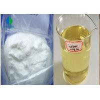 China Injectable Anabolic Steroids 250MG/ML Sustanon 250 Test Steroids Yellow Oil on sale