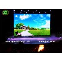 China Large Energy Saving RGB Led Screen P5 For Government / Entertainment Project commercial advertising led display on sale