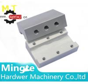 China High quality OEM customized aluminum alloy CNC machining robot parts on sale