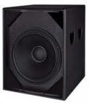 "Buy cheap 125 dB Single 15"" Passive Disco Speaker Nightclub spraker system Sound Equipment product"