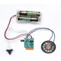 Buy cheap Recordable Sound Module with voice recording chips  for recording a message product
