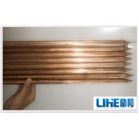 China Copper Bonded Ground Rod on sale