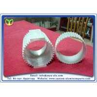 Buy cheap Aluminum Anodizing Service , Colored Anodized Aluminum Motor Housing / Shell / Case product