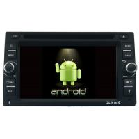 Buy cheap Car Multimedia Navigation System Android 9.0 2 Din Autoradio Universal Player Support 1080P MP4 MP5 Player S-DVD6106GDA product