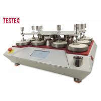 Buy cheap Multi Positon Martindale Abrasion Tester With Counting Separately For Testing Abrasion And Pilling product