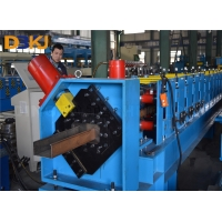 Buy cheap Quick Adjustable 3mm 22kw C Channel Roll Forming Machine from wholesalers