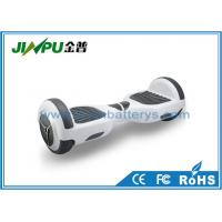 Buy cheap Two Wheel Self Balancing Scooter 6.5 Inch Tire With Colorful LED Light / Bluetooth Speaker product