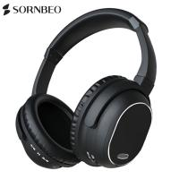 Buy cheap SORNBEO ANC BH519plus Wireless Bluetooth headset headphones earphone with Active Noise Cancelling product