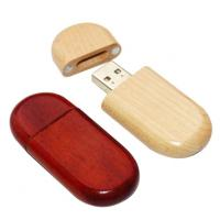 China OEM High Tech Nice Wooden Usb Drives For Photographers Apply In Personal Computer on sale