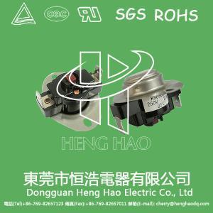 China KSD301 thermal limited switch,KSD301 bimetal temperature switch on sale