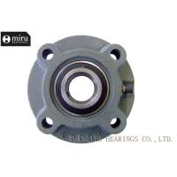 Buy cheap Circular Boss Mounted Ball Bearings UCFC204 - UCFC218 For Mining , Flanged Ball Bearings product