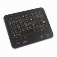 Buy cheap keyboard wireless operating range of up to 10 meters sized