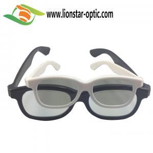 Buy cheap plastic circular polarized 3d glasses China factory bulk product