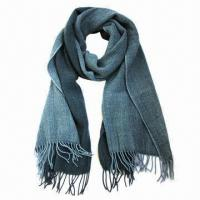 Buy cheap Cashmere Men's Scarf, Suitable for Seasons  product