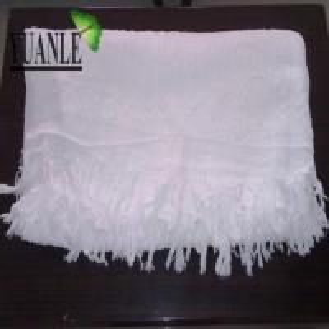 China 100% Polyester Hajj Towel on sale