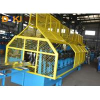 Buy cheap Heavy Duty C And Z 18.5KW Purlin Roll Forming Machine product