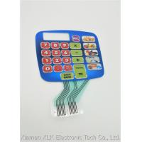 China Durable Silicone Rubber Keypad , Pcb Membrane Switch Keyboard SGS Approval on sale