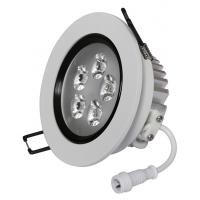 Buy cheap 5 Watt Bridgelux Chip Recessed Led Downlight With 30 Degree For Living Room product
