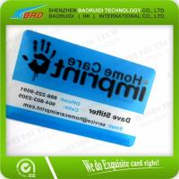 Buy cheap plastic magnetic loyalty gift  card product