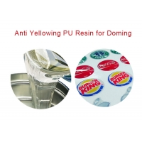 Buy cheap Two Component Shore 65 Polyurethane Doming Resin product