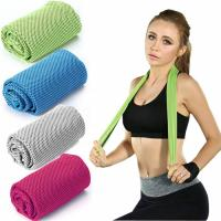 Buy cheap Soft And Qucik - dry Cooling Towel  Microfiber Towel For Sport Gym product