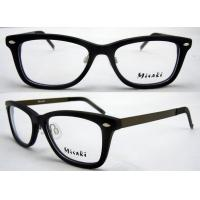 Buy cheap Fashion Acetate Optical Eyeglasses Frames with Demo Lens product
