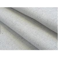 55/45 LINEN COTTON FABRIC BLENDED PLAIN DYED  WITH SOLID COLOUR CWT#4238