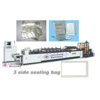 Quality LC-400T 3 side sealing bag machine for sale