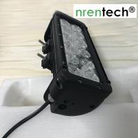 Buy cheap 120W LED work light bar DC9~35V / 11inch work light bar/ dual rows product