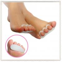 Buy cheap Gel Toe Separators Stretchers Alignment Overlapping Toes Orthotics & Hammer Toes product