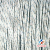 Buy cheap FIBERGLASS SLEEVING COATED POLYVINYL CHLORIDE  RESIN 2715 INSULATION SLEEVING product