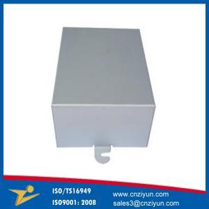 Buy cheap custom sheet metal fabrication product