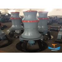 Buy cheap 5-100KN Marine Capstan Winch 12.5-70mm Remote Control For Ship Mooring from wholesalers
