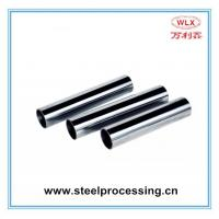 China Customized Chrome Plated Hydraulic Cylinder Piston Rod With Heat Treatment on sale