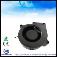 Buy cheap Brushless Silent Small DC Blower Fan 4500 RMP 75 x 75 x 30mm 5v 12v 24v 48v product