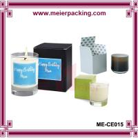 Buy cheap Paper Box/Gift Box/Candle Box/Paper Candle Gift Box ME-CE015 product